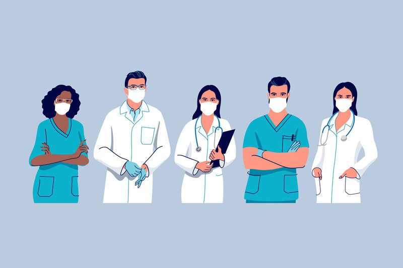 Healthcare jobs most likely to suffer from burnout