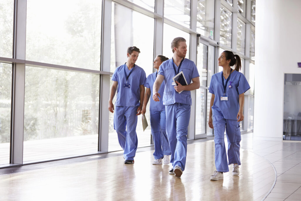 What can healthcare organizations be doing to reduce the risk of burnout in their workforce?